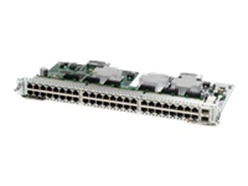 Cisco SM-D-ES3-48-P= Fast Ethernet network switch module