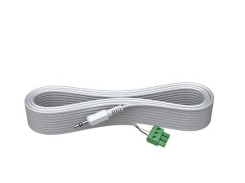 Vision TC2 10M3.5MM audio kabel 10 m Wit