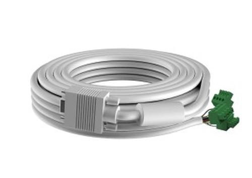 Vision TC2 20MVGA 20m VGA (D-Sub) White VGA cable