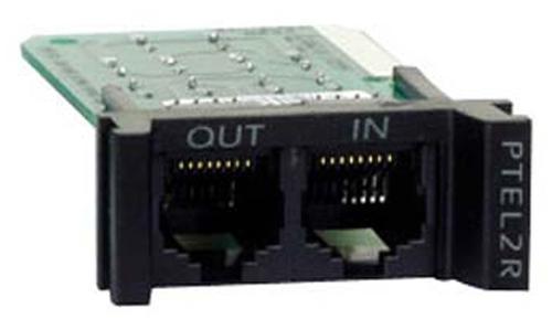 APC Surge Module for Analog Phone Line Zwart Overspanningsbeveiliging