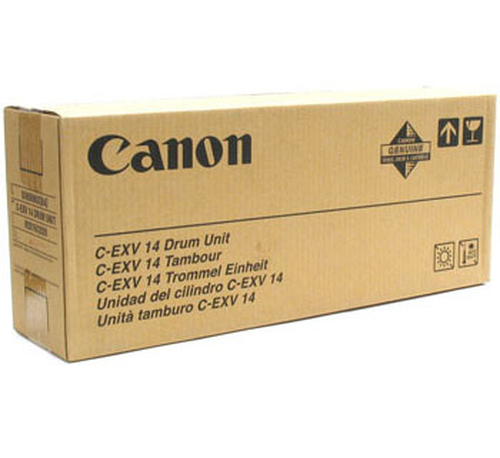 Canon iR C-EXV14 55000pagina's Zwart drum