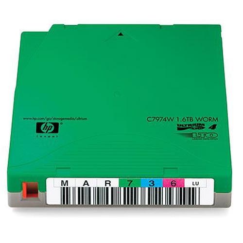 Hewlett Packard Enterprise LTO4 Ultrium 800 GB LTO 33 cm