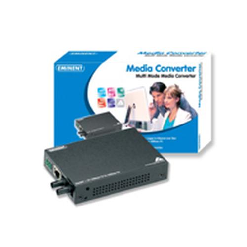 Eminent Multi Mode Media Converter netwerk media converter 100 Mbit/s