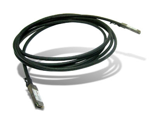 IBM SFP+, 5m 5m Zwart netwerkkabel