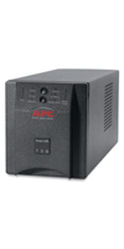 APC Smart UPS uninterruptible power supply (UPS) 750 VA 500 W