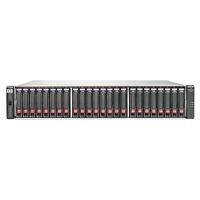 Hewlett Packard Enterprise P2000 G3 SAS MSA Bundle 7200GB Rack (2U) disk array