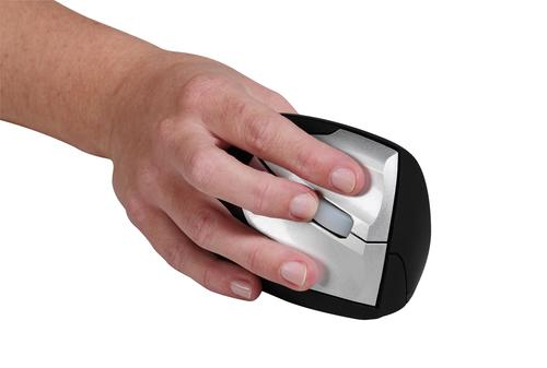 BakkerElkhuizen SRM Evolution Mouse Right Wireless muis Rechtshandig 3200 DPI
