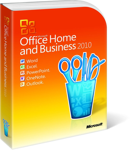 Microsoft Office Home And Business 2010, 32/64-bit, License, 1PC, Pkc, EN 1 license(s) English