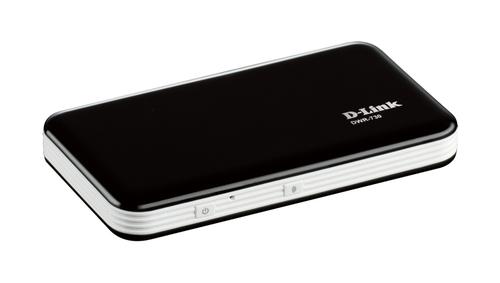 D-Link DWR-730 USB Wi-Fi Black,White cellular wireless network equipment