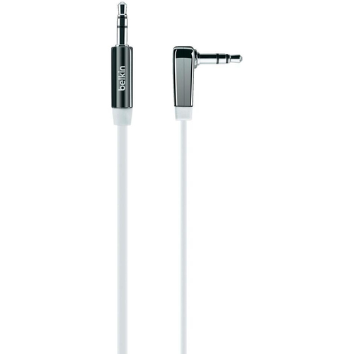 Belkin 3.5mm 0.9m 3.5mm 3.5mm Wit audio kabel