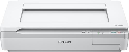 Epson WorkForce DS-50000 Flatbed scanner 600 x 600DPI A3 White