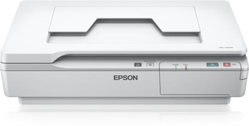 Epson WorkForce DS-5500 Flatbed scanner 1200 x 1200DPI A4 White