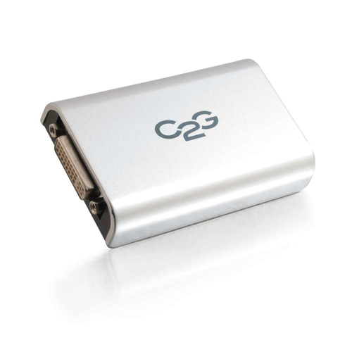 C2G USB/DVI DVI-I interface cards/adapter