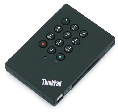 Lenovo 0A65619 external hard drive 500 GB Black
