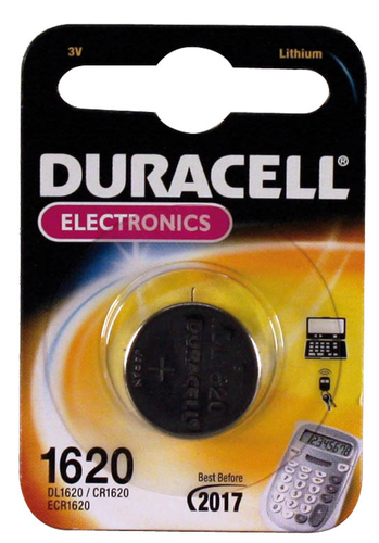 Duracell CR1620 3V Single-use battery Lithium