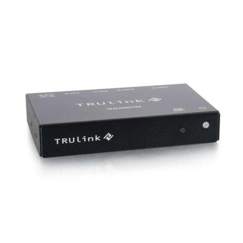 C2G 89367 audio/video extender AV-zender Zwart