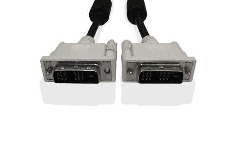 Fujitsu DVI-D, 1.8m 1.8m DVI-D DVI-D Black,Grey DVI cable