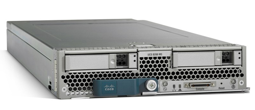 Cisco UCS B200 M3 server 2 TB 2,7 GHz 256 GB Lemmet Intel® Xeon® E5 familie 130 W DDR3-SDRAM