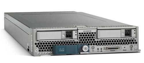 Cisco UCS B200 M3 Intel C600 LGA 2011 (Socket R) Zilver