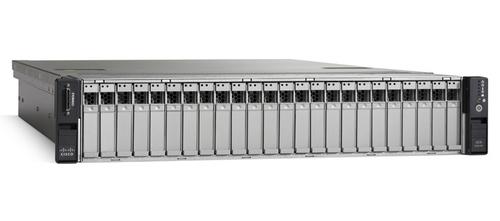 Cisco UCS C240 M3 server 2,7 GHz 96 GB Rack (2U) Intel® Xeon® E5 familie 650 W DDR3-SDRAM