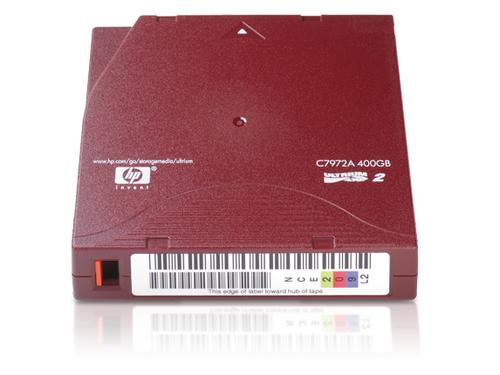 Hewlett Packard Enterprise C7972A lege datatape 200 GB LTO 1,27 cm
