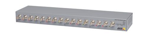 Axis P7216 videoserver/-encoder 1536 x 1152 Pixels 30 fps