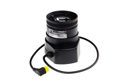Axis 5800-801 cameralens IP-camera Telelens Zwart