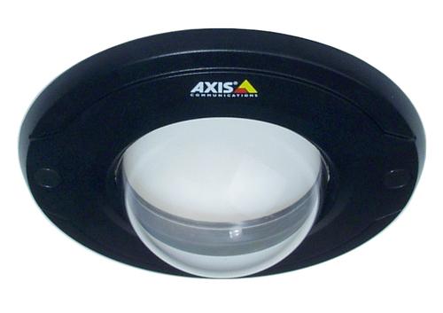 Axis 5502-181 Zwart, Transparant camerabehuizing