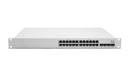 Cisco Meraki MS320-24 Managed network switch L3 Gigabit Ethernet (10/100/1000) Wit