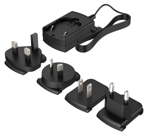 Vision TC2 P12V0.5A power adapter/inverter Indoor Black