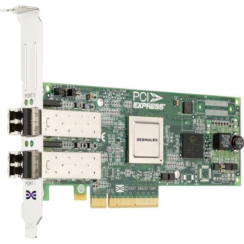 DELL Emulex LPe12002 interfacekaart/-adapter Intern Fiber