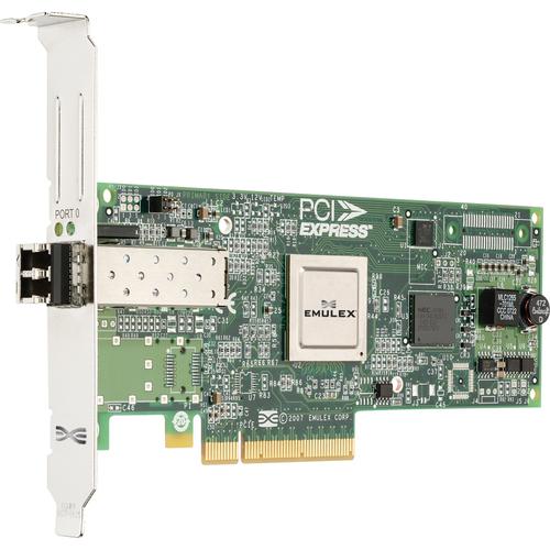 DELL Emulex LPe12000 interfacekaart/-adapter Intern Fiber