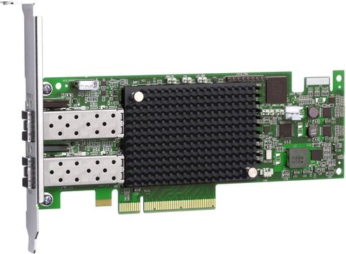 DELL Emulex LPe16002 interfacekaart/-adapter Intern Fiber