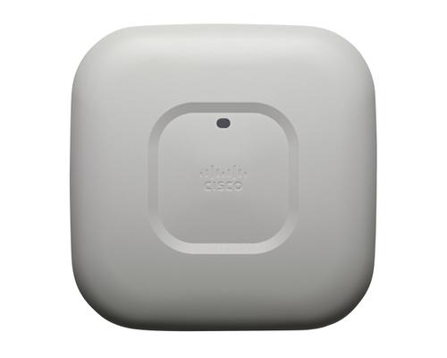 Cisco AIR-CAP1702I-EK910 1000Mbit/s Power over Ethernet (PoE) Wit WLAN toegangspunt