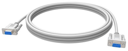 Vision TC 2MS seriële kabel Wit 2 m RS-232