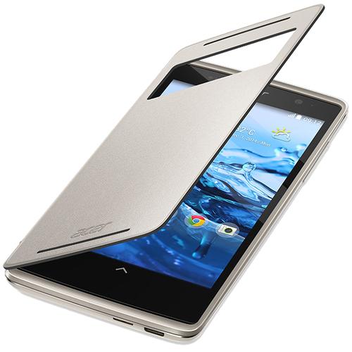 Acer HP.BAG11.00S mobiele telefoon behuizingen Flip case Zilver