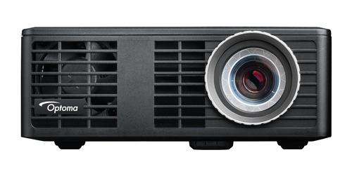 Optoma ML750E Draagbare projector 700ANSI lumens DLP WXGA (1280x720) 3D Zwart beamer/projector