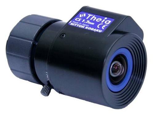 Axis Theia Fixedfocal Megapixel Lens 1.7mm Zwart