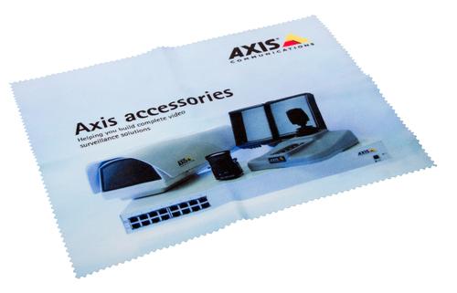 Axis 5502-661 schoonmaakdoek Zwart, Blauw, Wit 10 stuk(s)