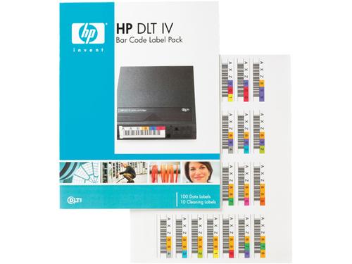 Hewlett Packard Enterprise Q2004A barcode-label