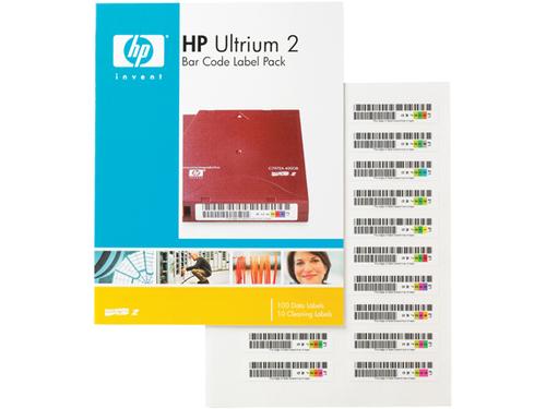 Hewlett Packard Enterprise Q2002A barcode-label
