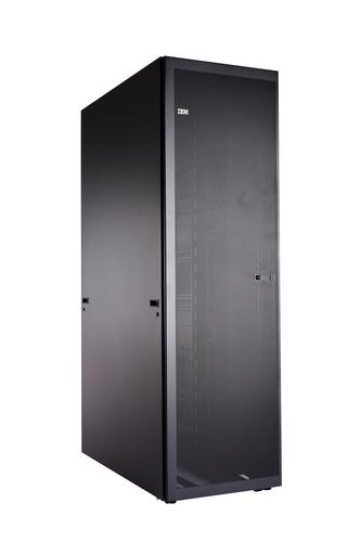 IBM 93084PX Freestanding rack Zwart rack