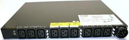 IBM 71762NX energiedistributie 12 AC-uitgang(en) 1U Zwart