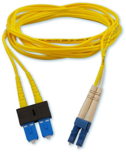 Cisco 15216-LC-SC-20= fibre optic cable 8 m Yellow