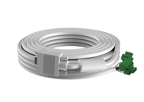 Vision 5m VGA M VGA TC2 White cable interface/gender adapter