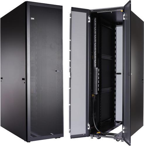IBM 93614PX Freestanding rack 953kg Zwart rack