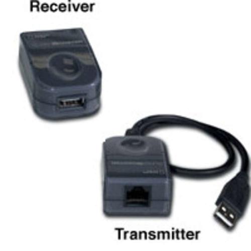 C2G USB Superbooster Extender interfacekaart/-adapter