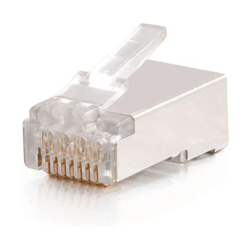 C2G 88126 RJ-45 Wit kabel-connector