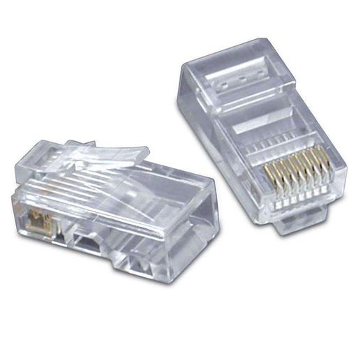 C2G 88122 RJ-45 Wit kabel-connector