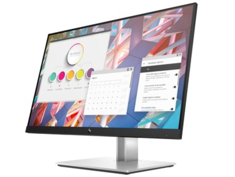 "HP EliteDisplay E24 G4 23.8"" FHD Monitor 9VF99AT"